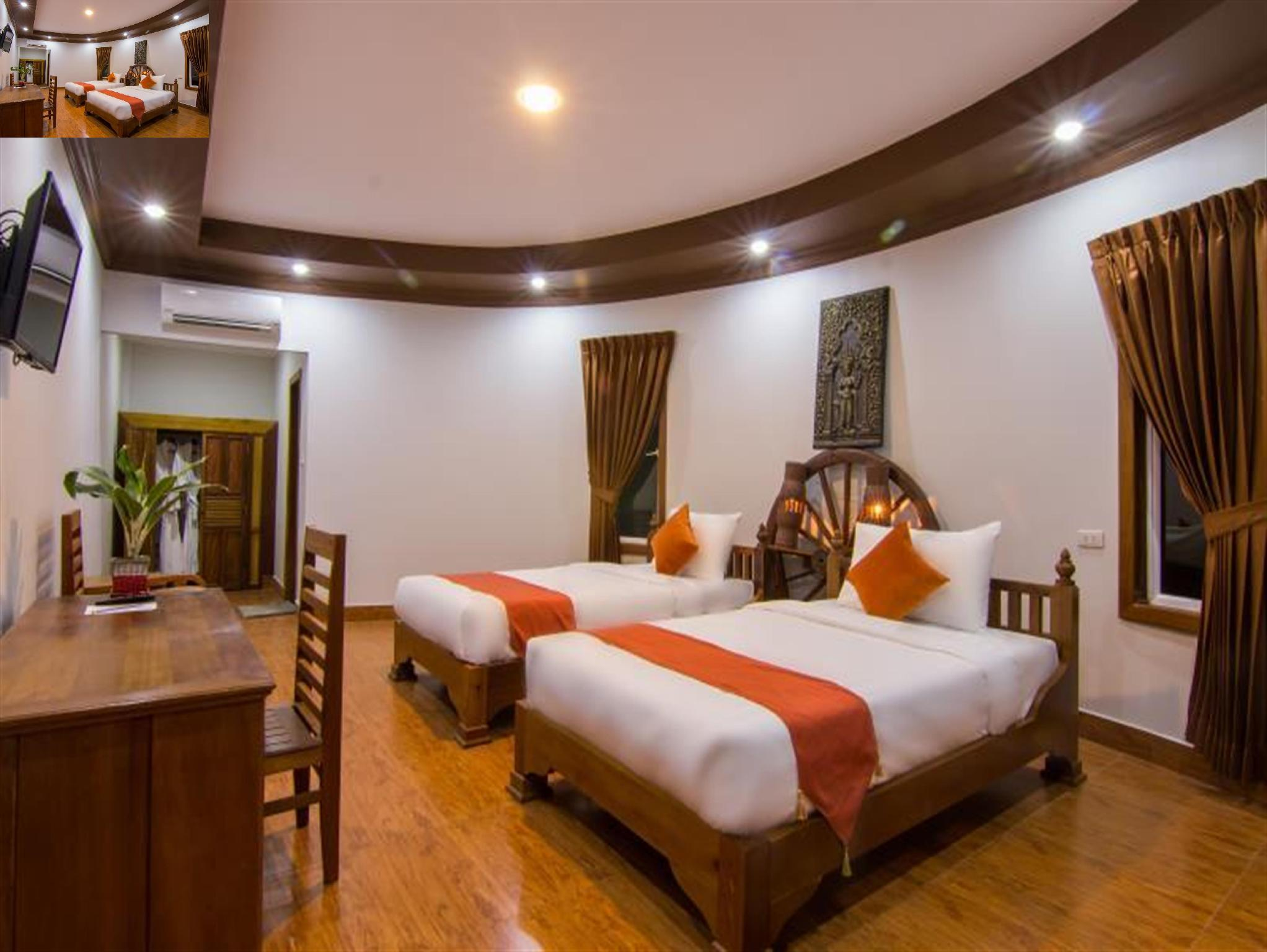 Ravorn Villa Boutique In Battambang Room Deals Photos