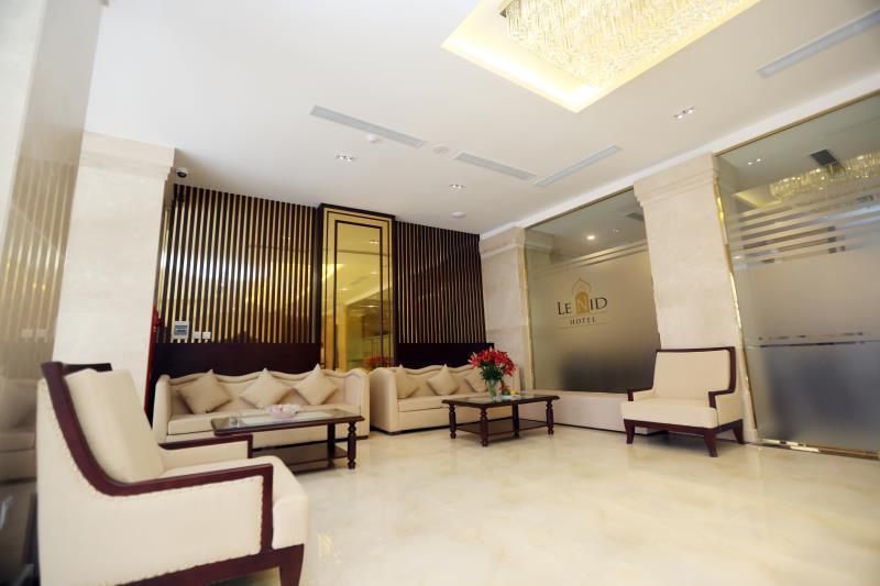 Lenid Hotel Tho Nhuom Distrik Hoan Kiem Hanoi Mulai Dari