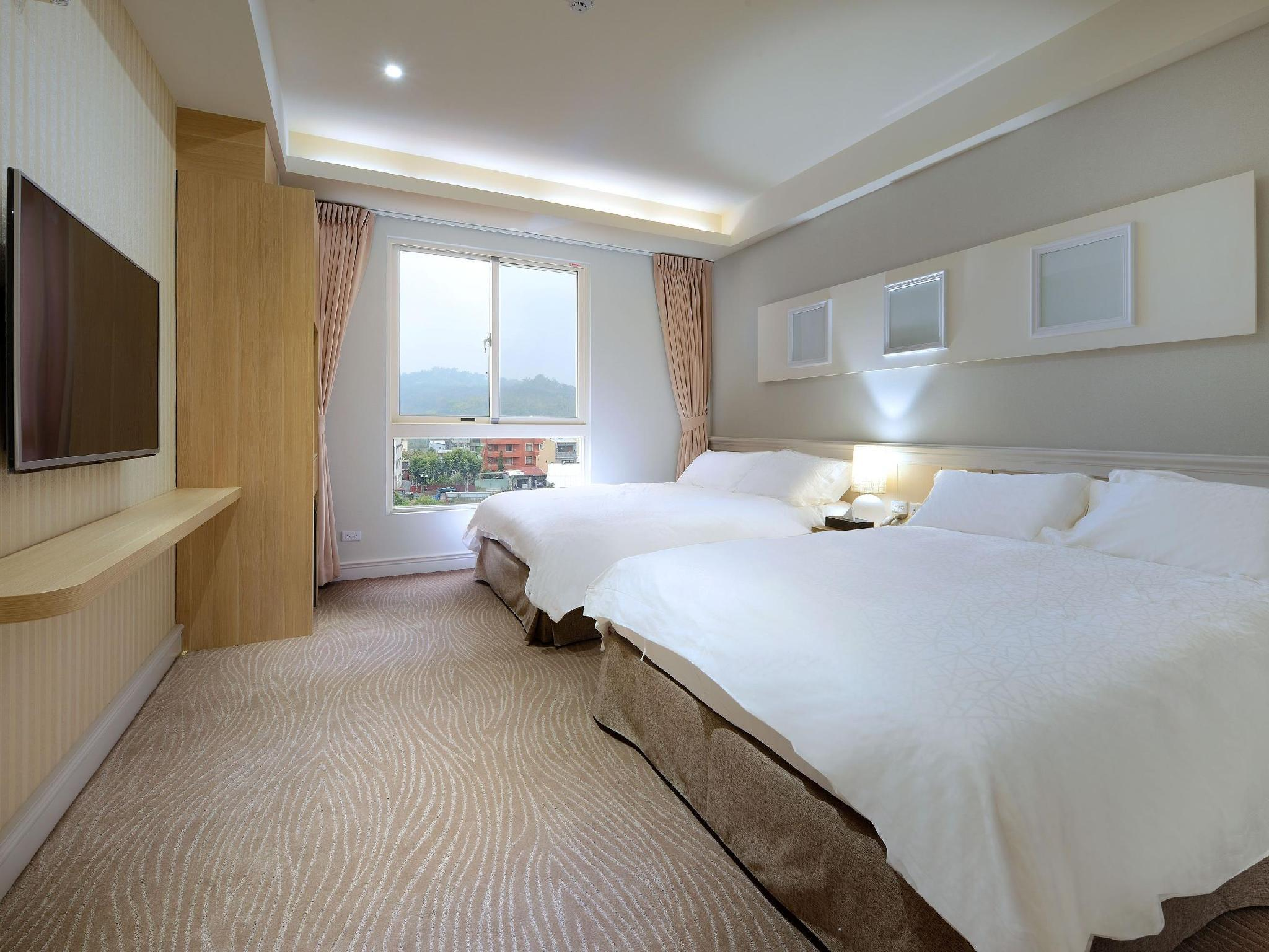 Caffir Garden Hotel In Nantou Room Deals Photos Reviews