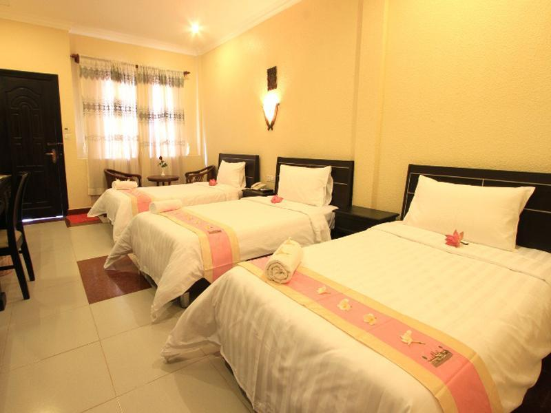 Cambofriend Home Suite Hotel In Siem Reap Room Deals