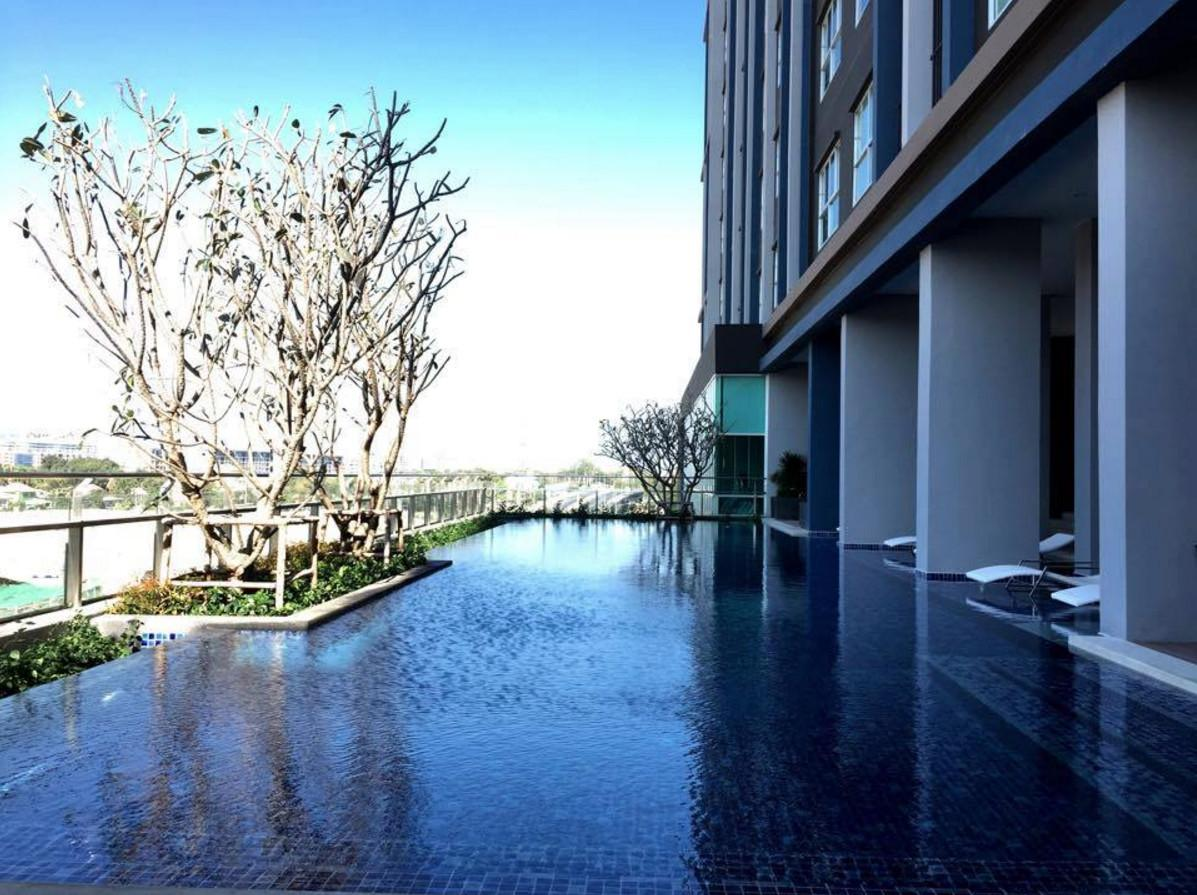 Baan Kiang Fah Hua Hin Condo Room 1607 By Montri C Apartment