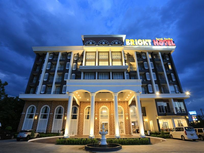 Bright Hotel Khon Kaen Booking Agoda Com Best Price Guarantee