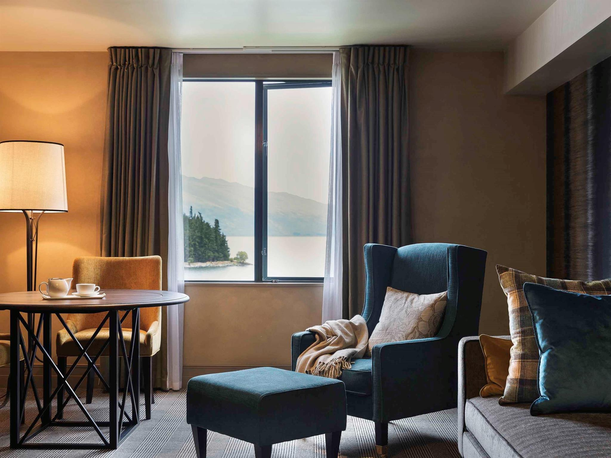 Hotel St Moritz Mgallery Collection By Sofitel Queenstown