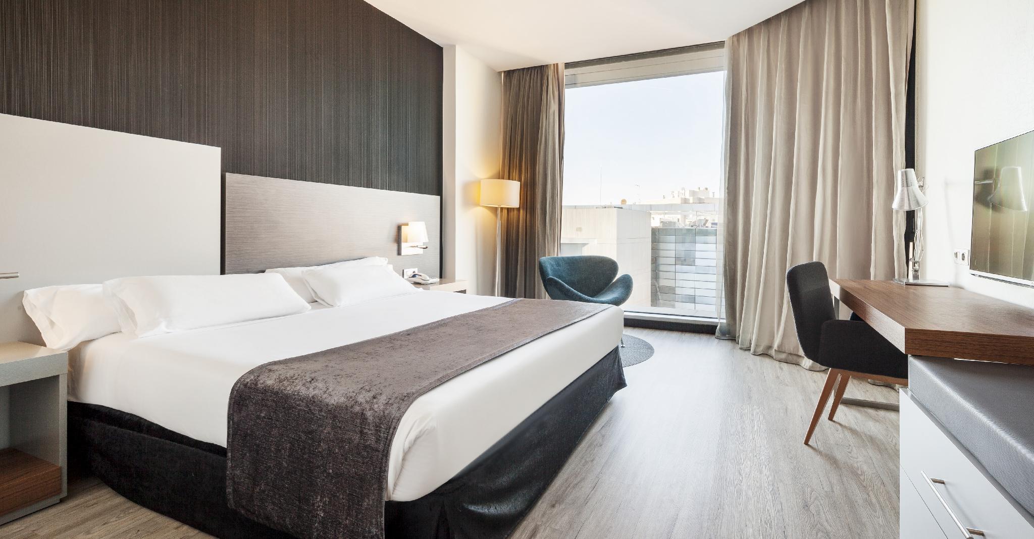 Ilunion Atrium Hotel Ciudad Lineal Madrid Room Deals