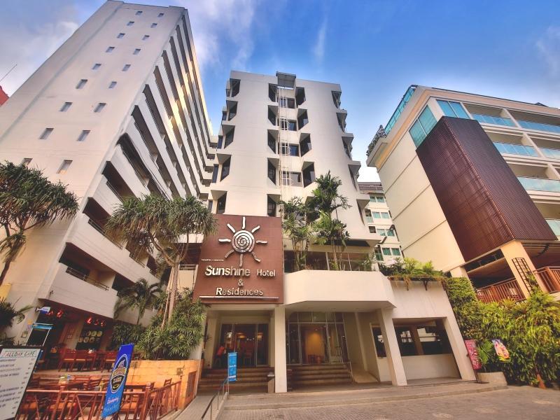 Sunshine Hotel Residences Jalan Pantai Pattaya Pattaya