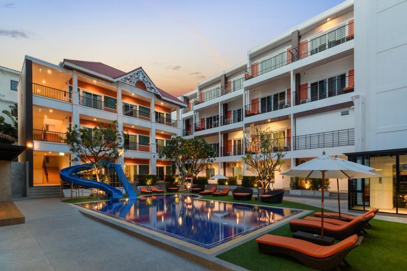 Fx Hotel Pattaya Thailand Mulai Dari Rp 277535 Agoda Com