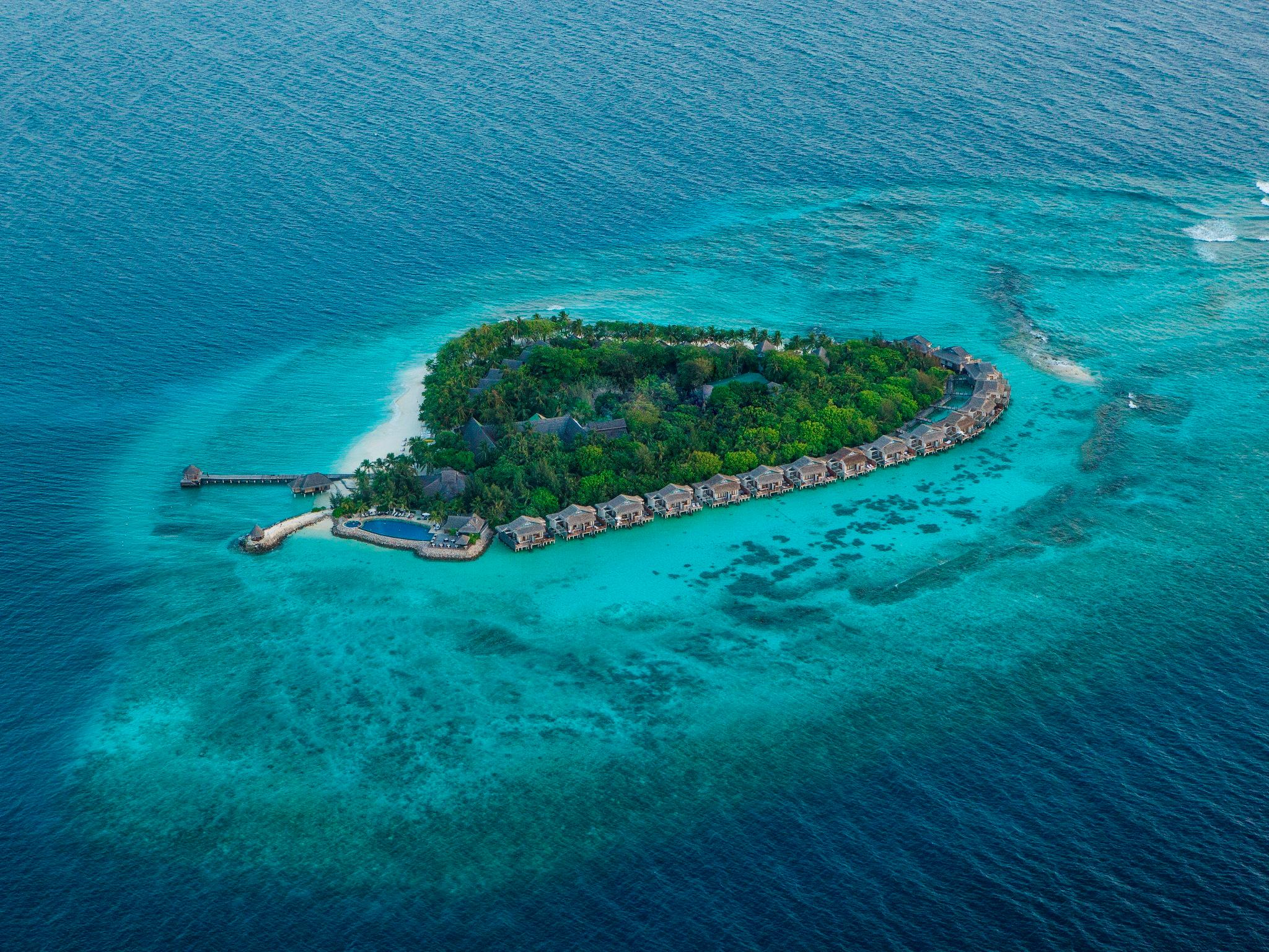 Vivanta By Taj Coral Reef Resort Maldives Islands Deals