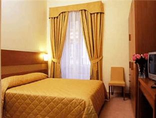 Hotel Moscatello Termini Central Station Rome Room Deals