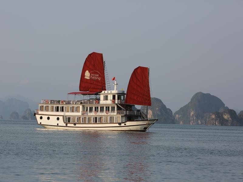 Secret Halong Cruise Booking Agoda Com Best Price Guarantee