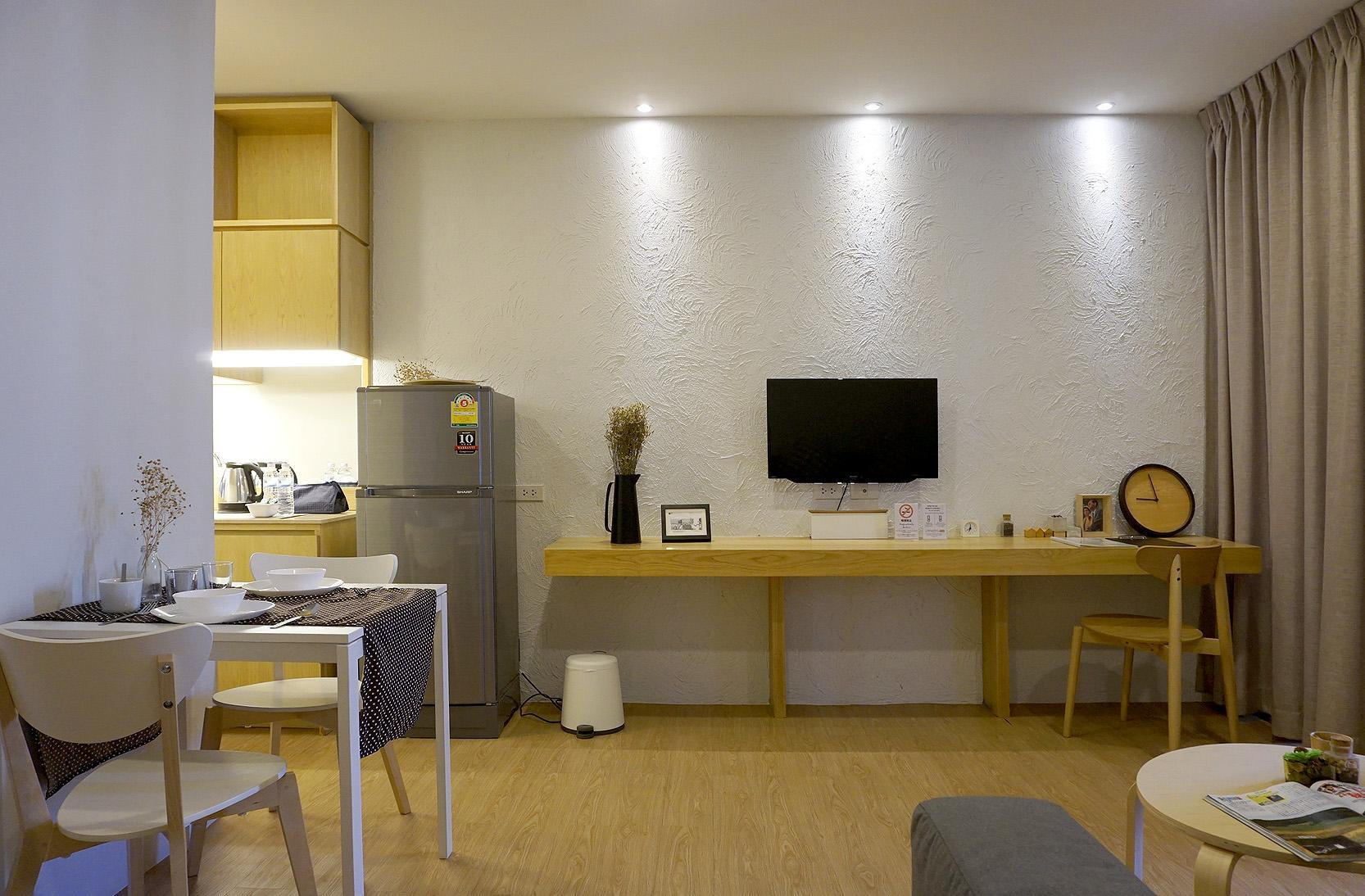 Benri Sriracha Residence Serviced Apartment Chonburi