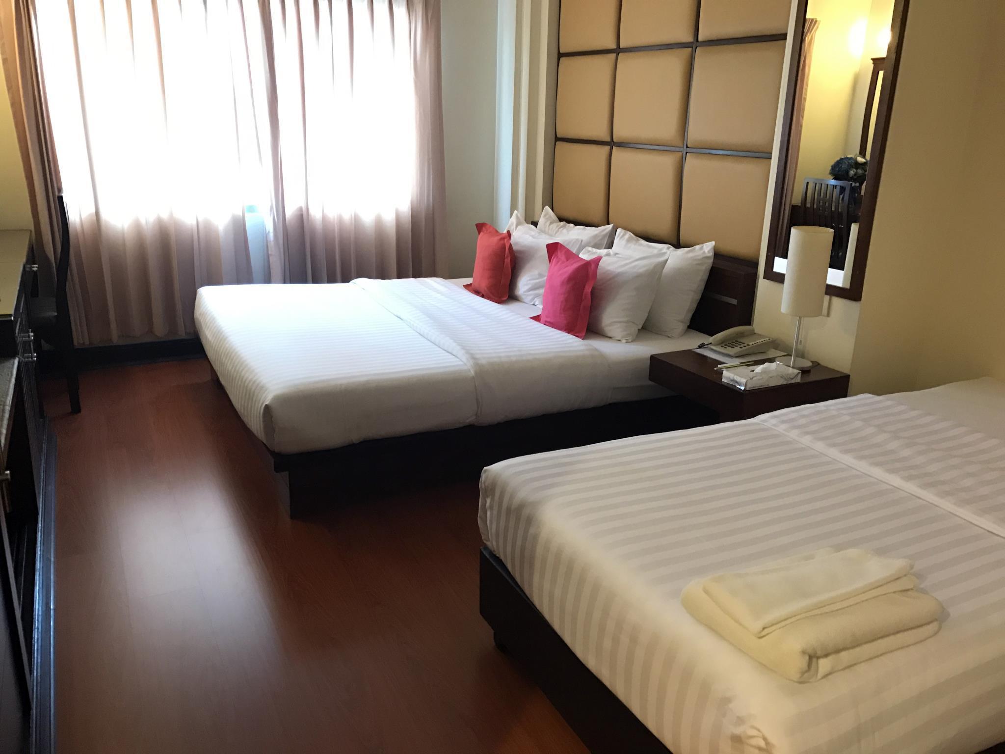 Grand Business Inn Sukhumvit Bangkok Mulai Dari Rp 546348