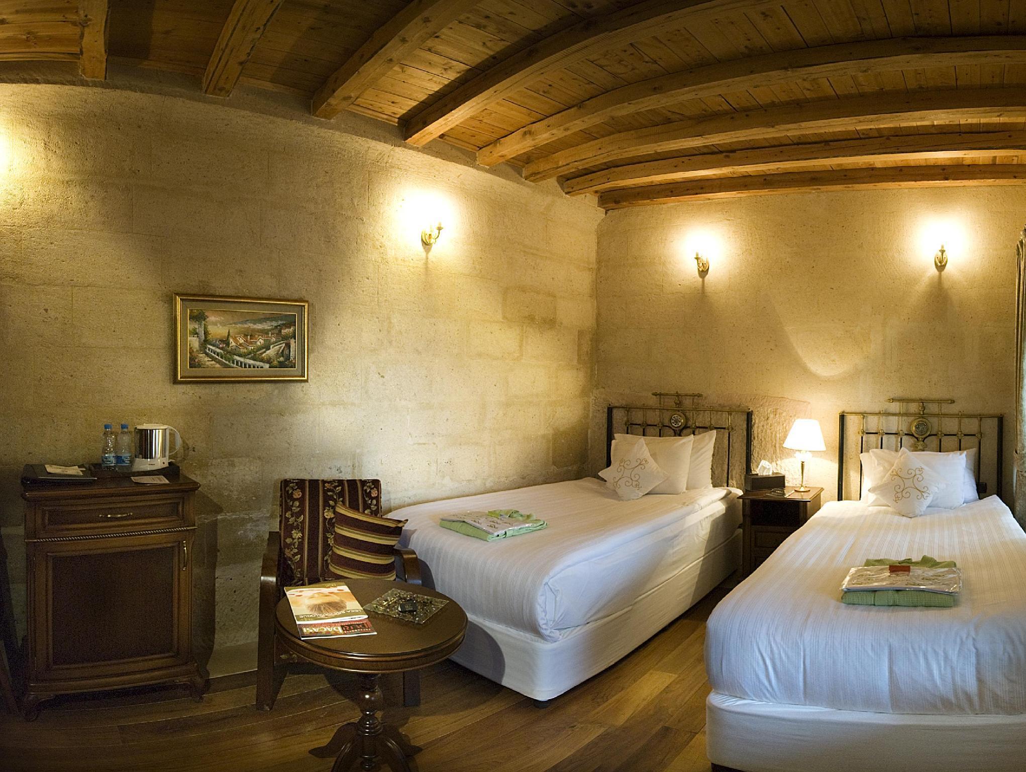 Ccr Cappadocia Cave Resort And Spa Uchisar Nevsehir Room
