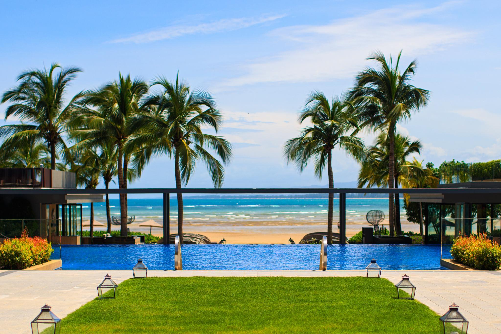 Phuket Marriott Resort And Spa Nai Yang Beach Thailand