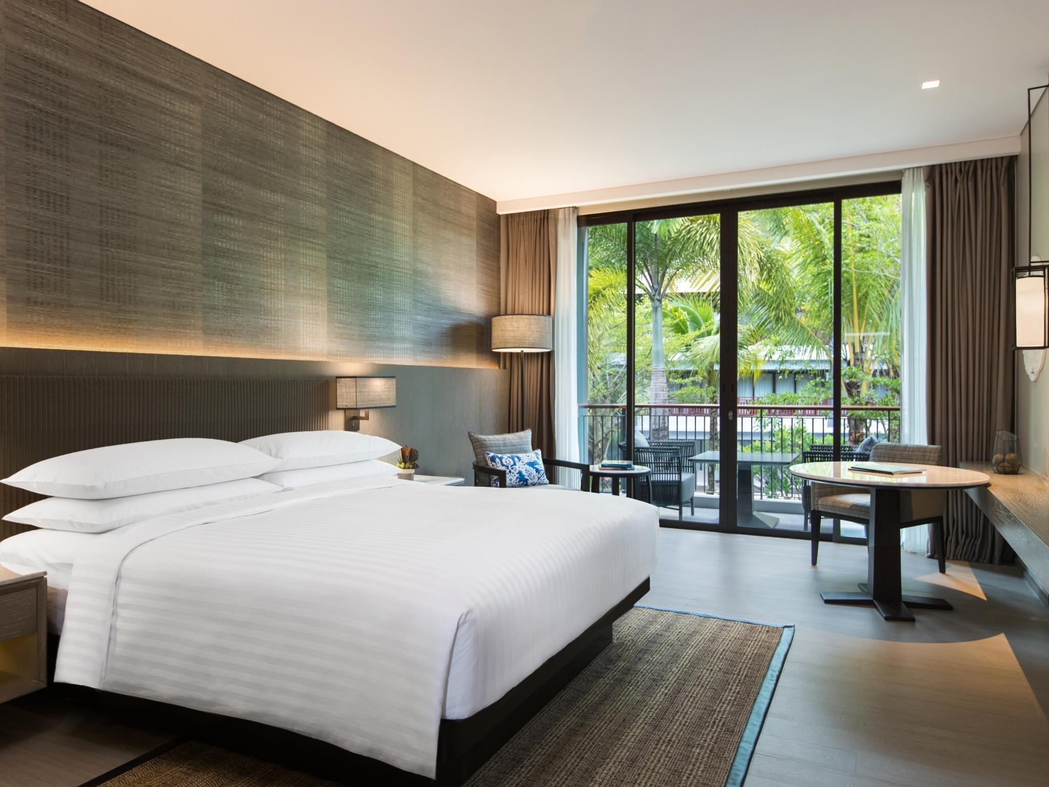 Phuket Marriott Resort And Spa Nai Yang Beach In Thailand