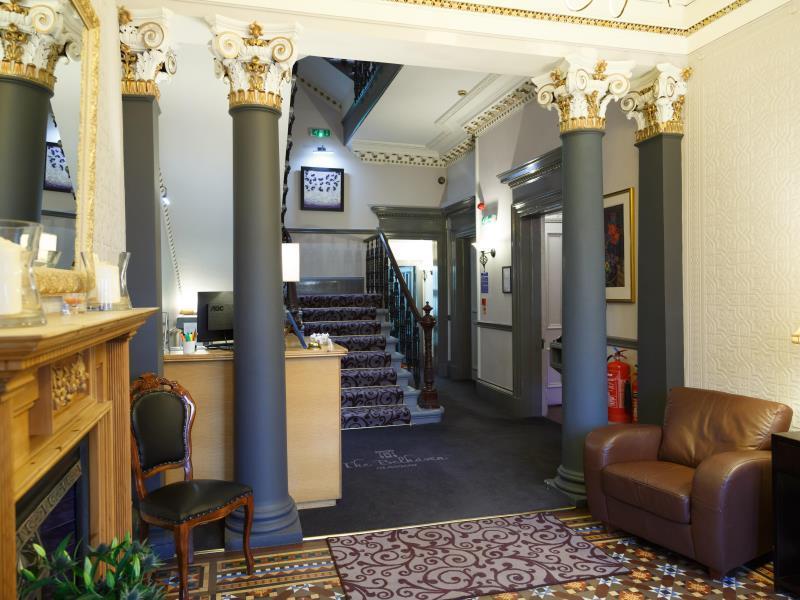 The Belhaven Hotel West End Glasgow Room Deals Photos