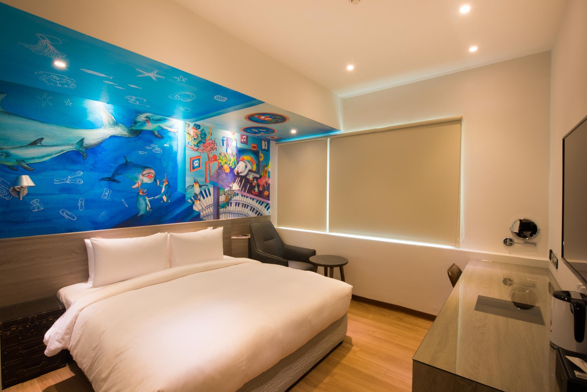 高雄市秝芯旅店駁二館 (Legend Hotel Pier 2) - Agoda 提供行程前一刻網上即時優惠價格訂房服務