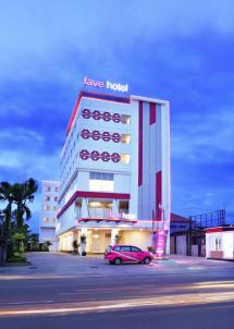 Favehotel Olo Padang In Indonesia - Room Deals