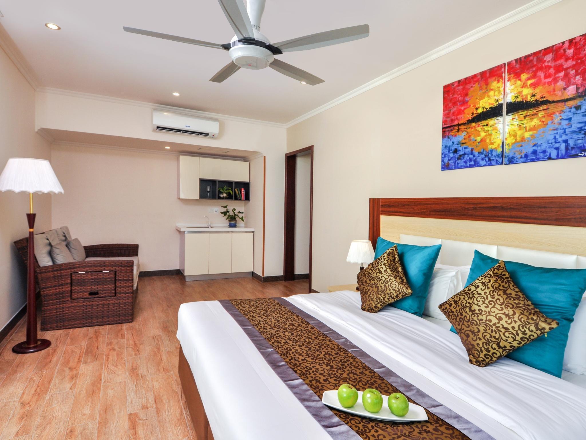 Triton Beach Hotel Spa At Maafushi In Maldives Islands