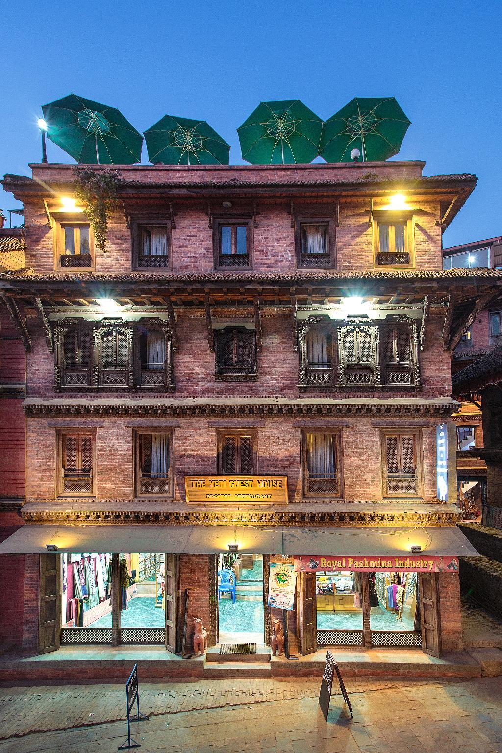 The Yeti Guest House And Rooftop In Bhaktapur Room Deals