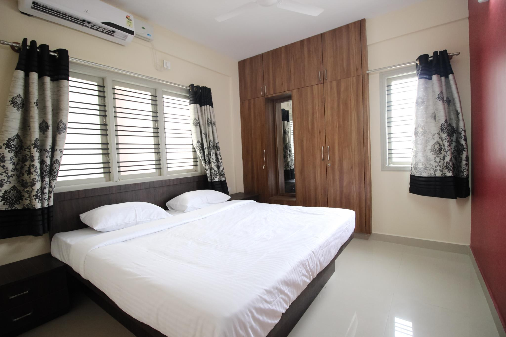 Stayvel Service Apartments Bangalore India Photos Room