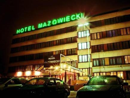 Hotel Mazowiecki In Lodz Room Deals Photos Reviews