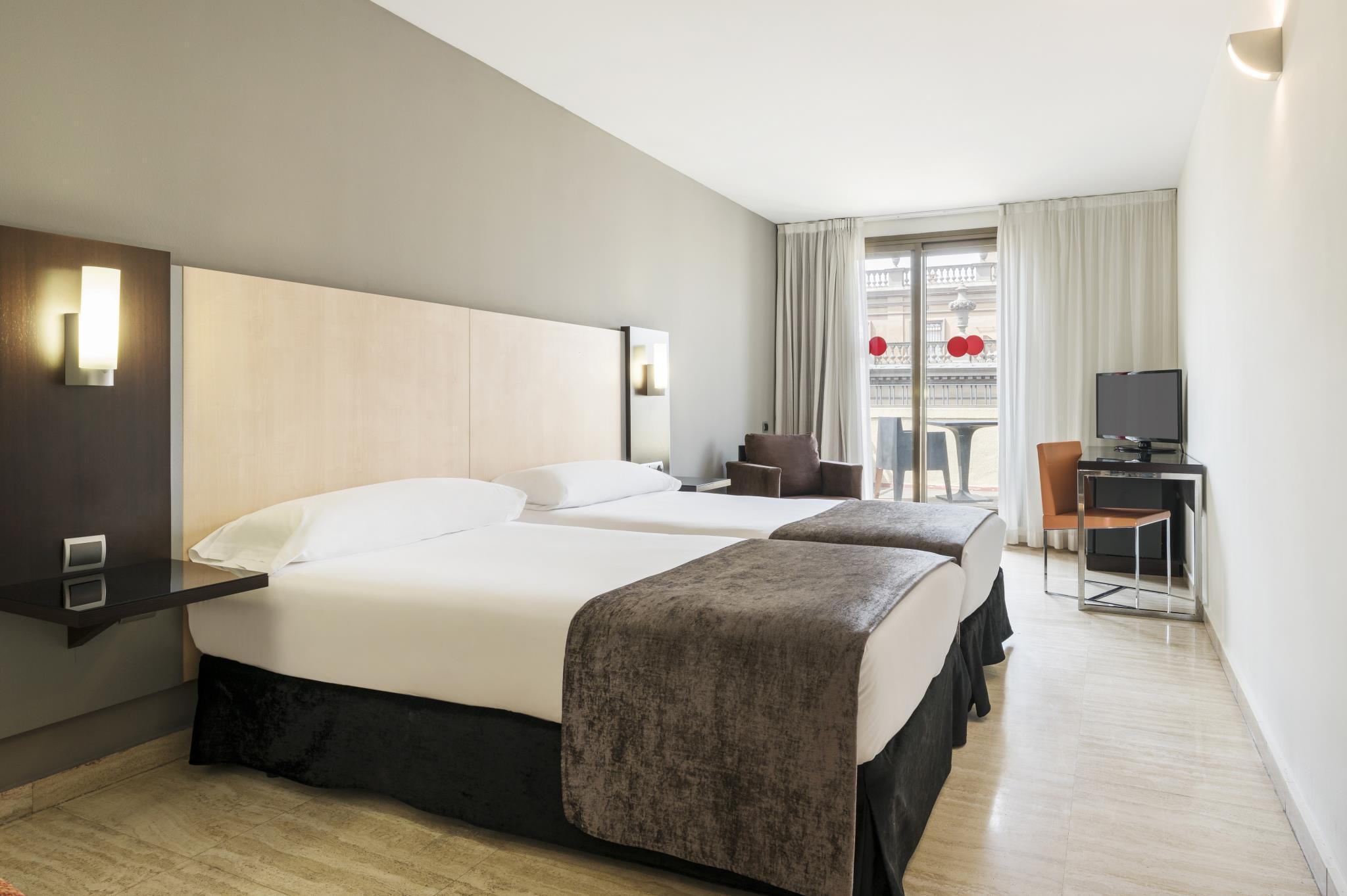 Ilunion Almirante Hotel Gotic Barcelona Room Deals