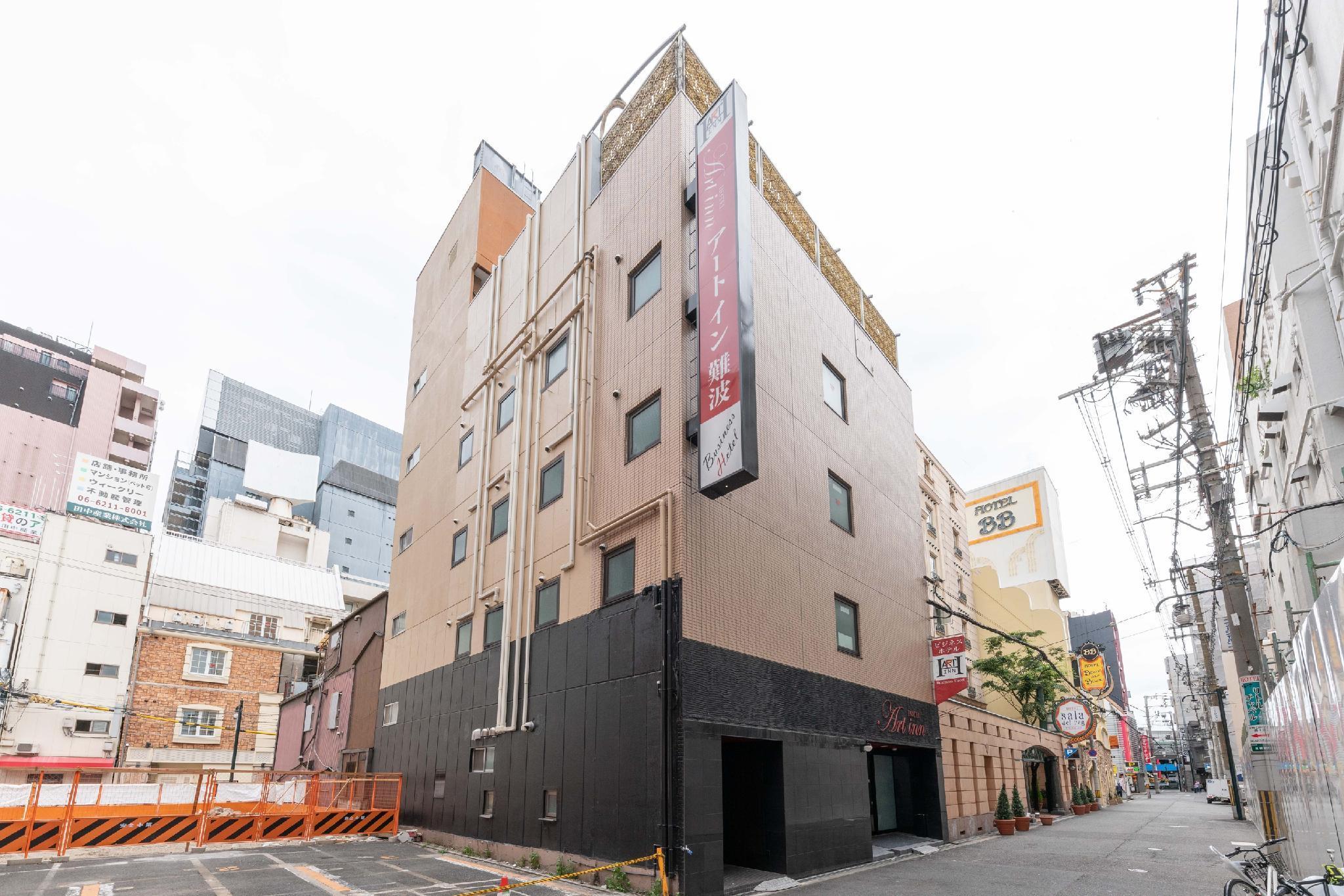 Oyo 644 Hotel Art Inn Namba Osaka Jepang Mulai Dari Rp