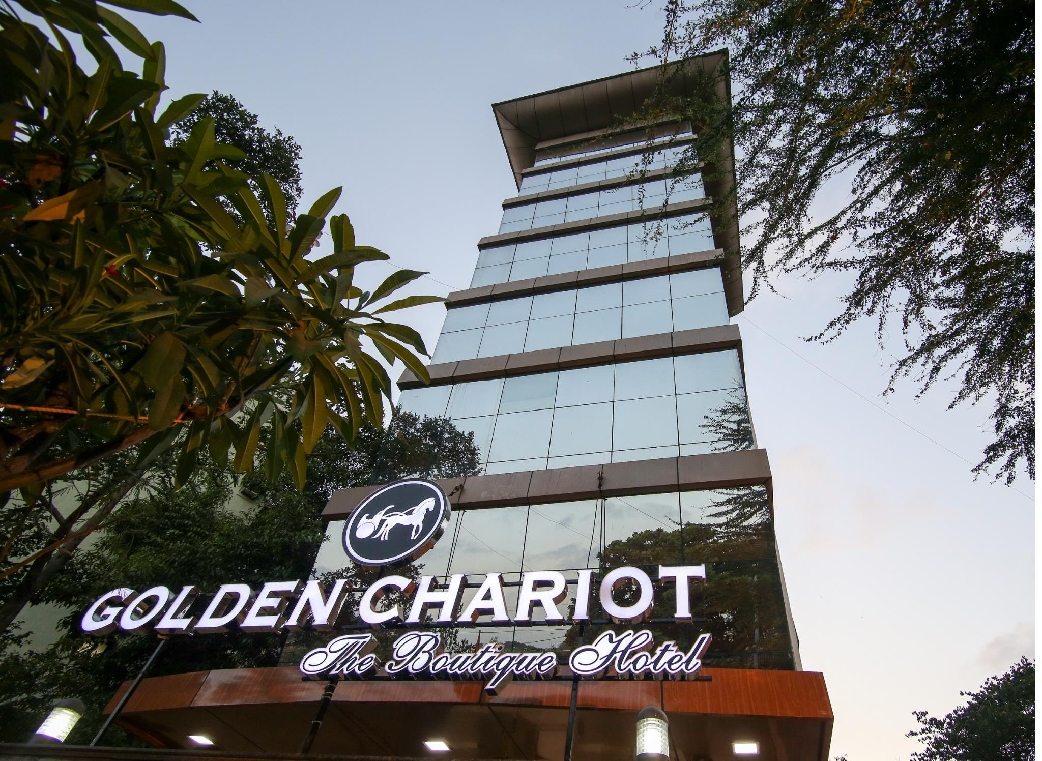Golden Chariot The Boutique Hotel Andheri Andheri East