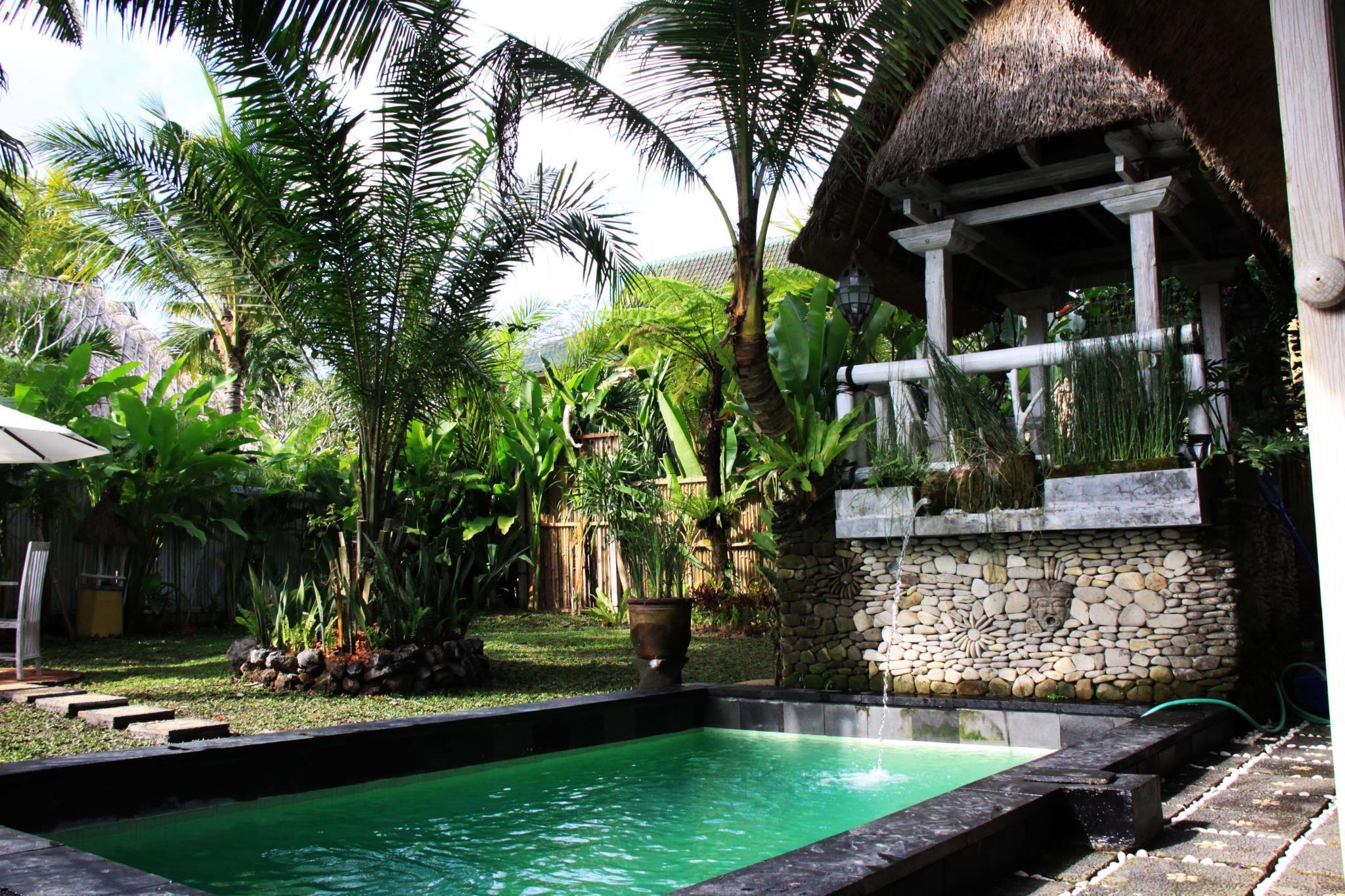 The Pasga Villas Ubud Indonesia Jaminan Harga Terbaik Di