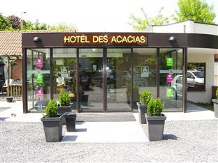 Book Logis Hotel Restaurant Des Acacias In Neuville En