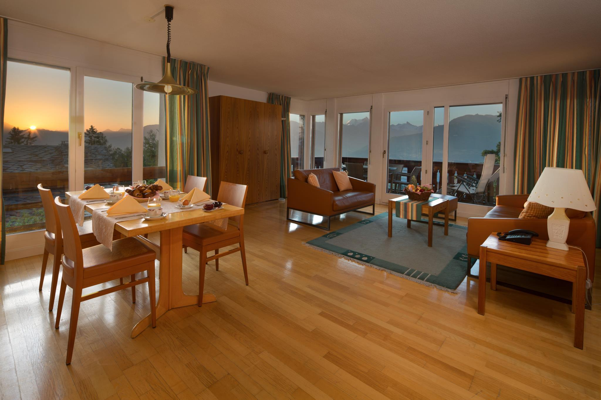 Best Price On Hotel Helvetia Intergolf In Crans Montana