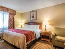 Comfort Inn In Ashland Nh - Room Deals &