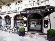 Hotel Kong Frederik In Copenhagen - Room Deals