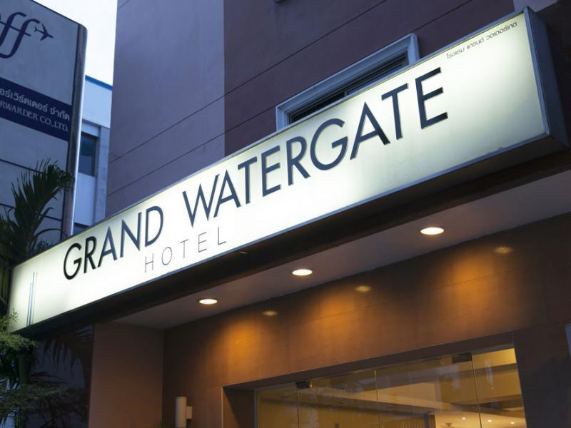 Grand Watergate Hotel Pratunam Bangkok Room Deals