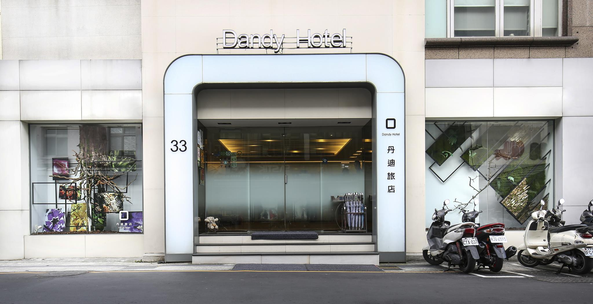 Dandy Hotel Daan Branch Distrik Daan Taipei Mulai Dari Rp