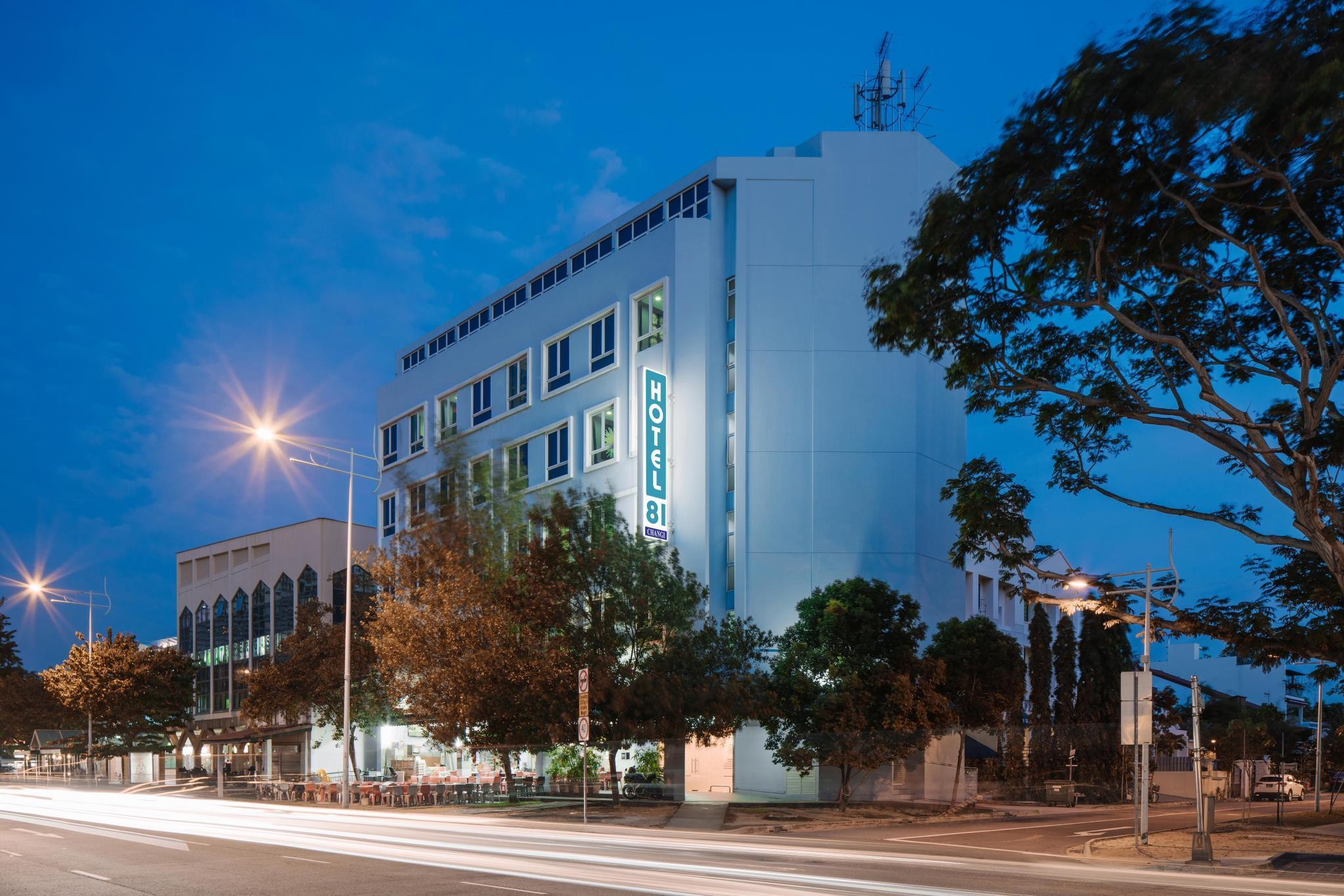 Hotel 81 Changi In Singapore Rooms Deals Reviews