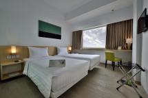 Whiz Hotel Sudirman Pekanbaru Indonesia Mulai Dari Rp224