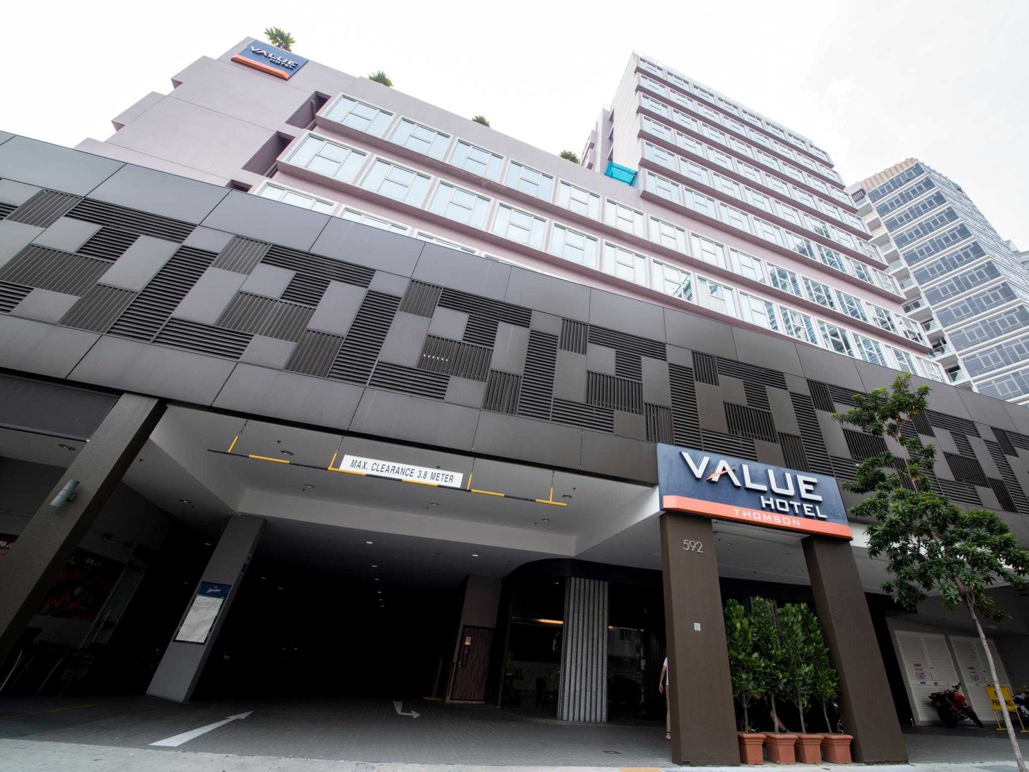 Value Hotel Thomson In Singapore Rooms Deals Reviews