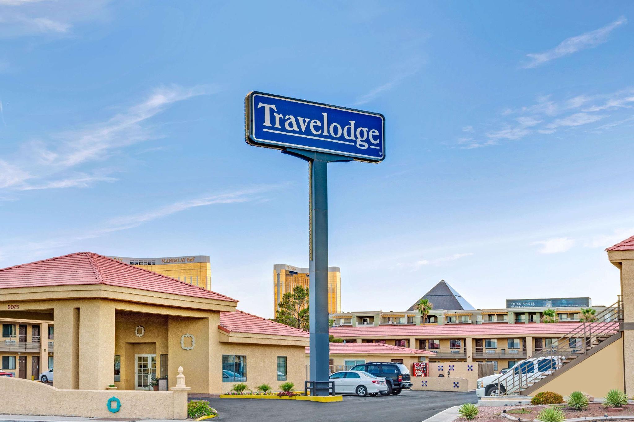 Travelodge By Wyndham Las Vegas Airport No Near The Strip