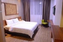 Ayola Point Hotel Pekanbaru In Indonesia - Room