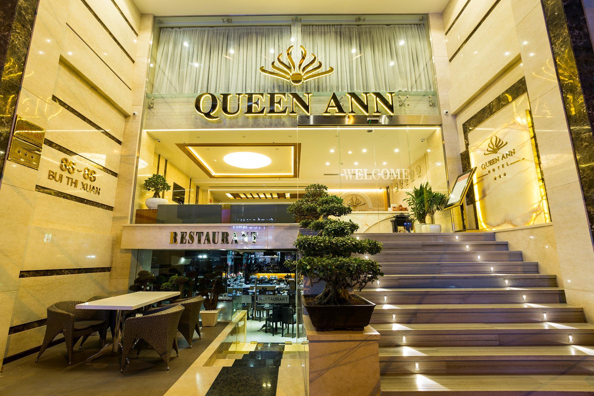 Queen Ann Hotel District 1 Ho Chi Minh City Room Deals