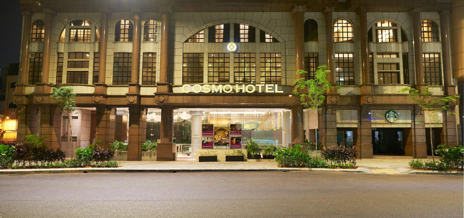 Cosmo Hotel Kuala Lumpur In Malaysia Room Deals Photos