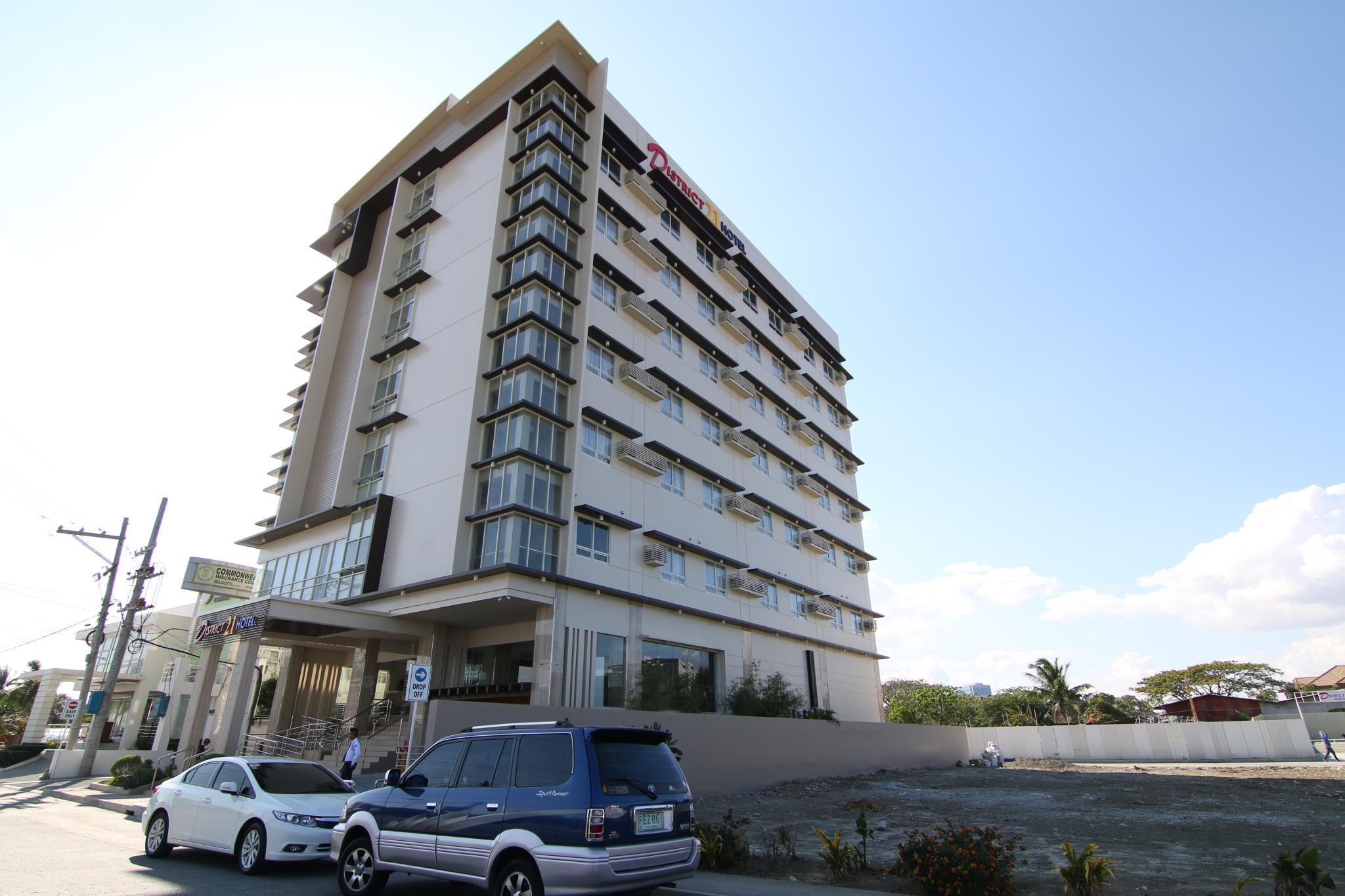 District 21 Hotel In Iloilo Room Deals Photos Reviews