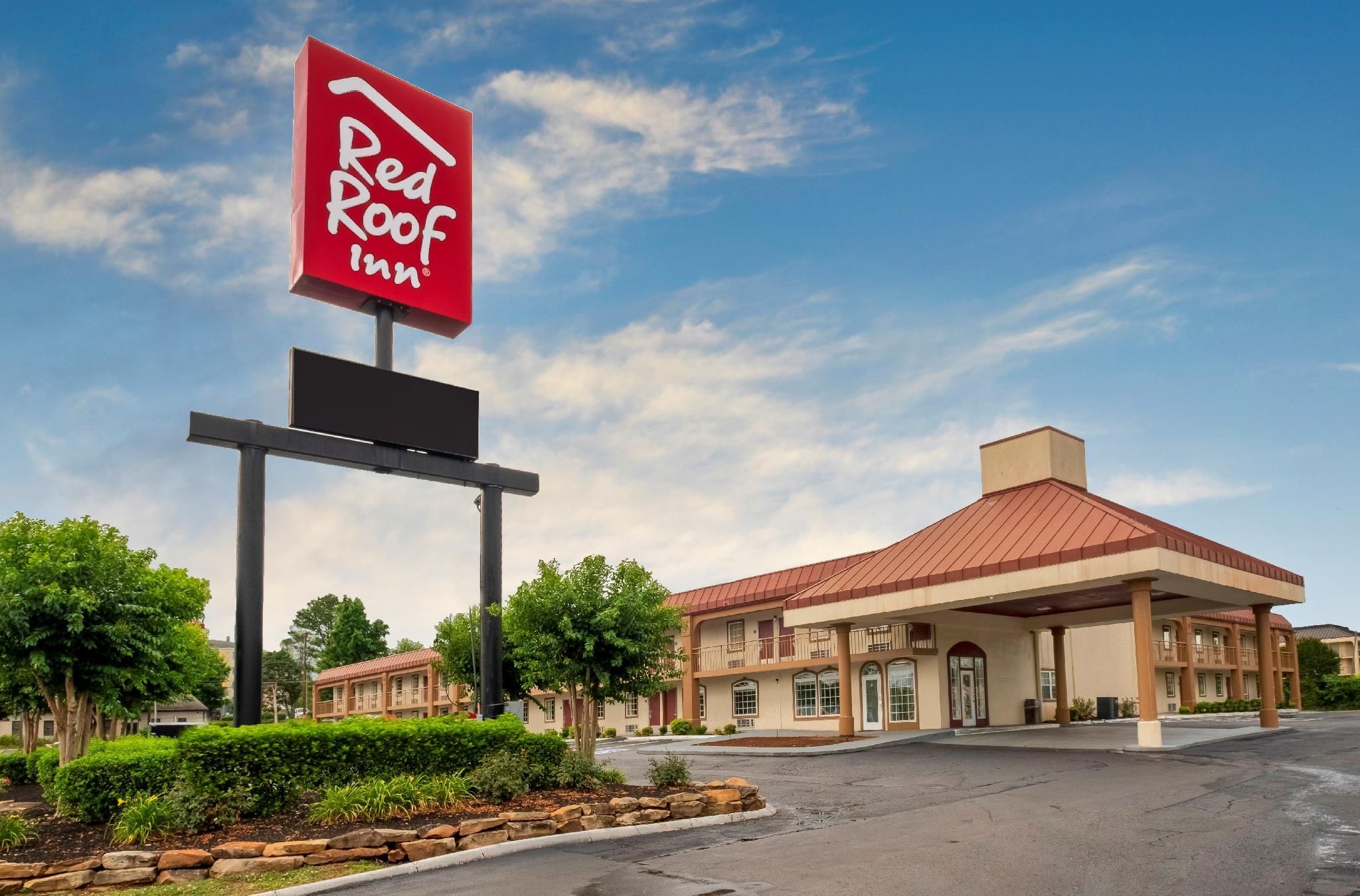 Red Roof Inn Knoxville North Merchants Drive Powell