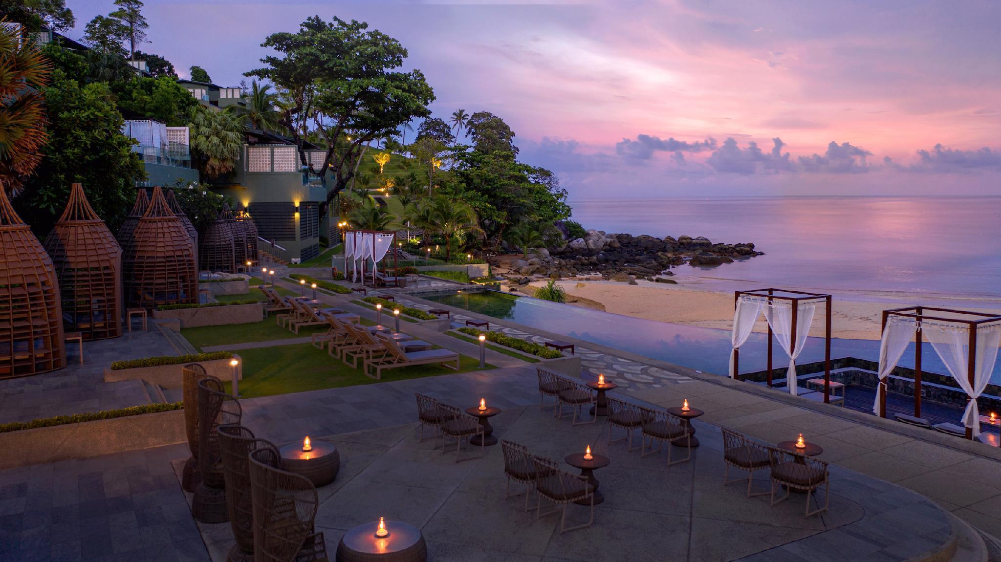 The Shore At Katathani Adults Only Phuket Thailand Mulai