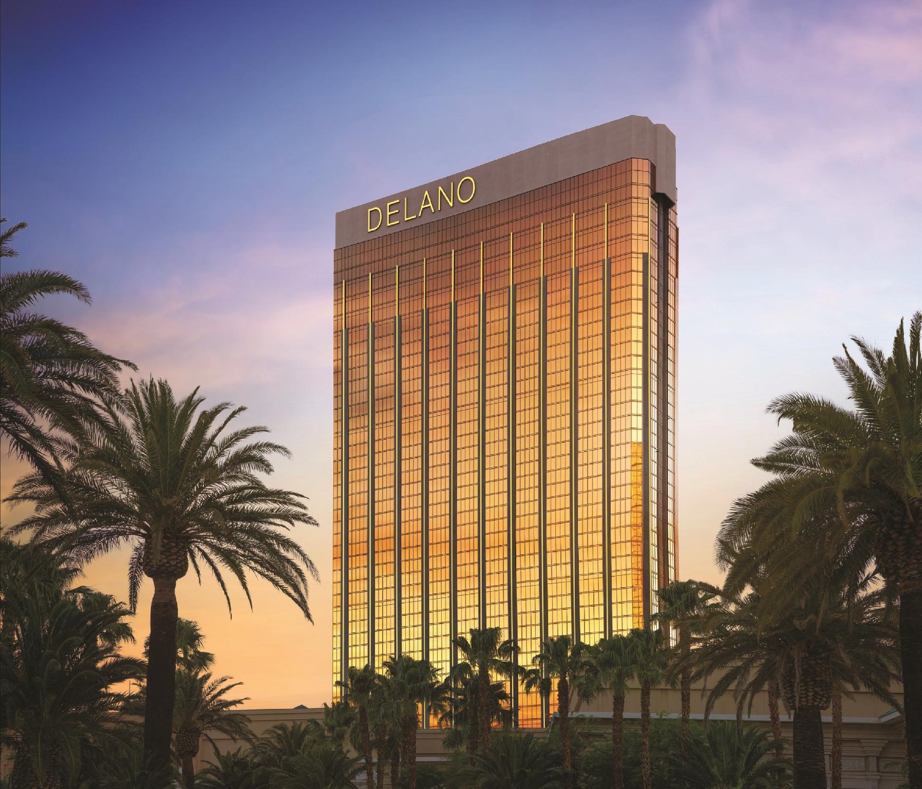 Delano Las Vegas at Mandalay Bay in Las Vegas NV  Room