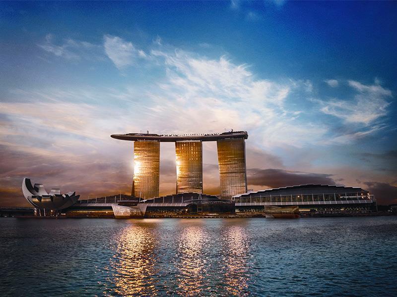 Marina Bay Sands In Singapore Room Deals Photos Reviews