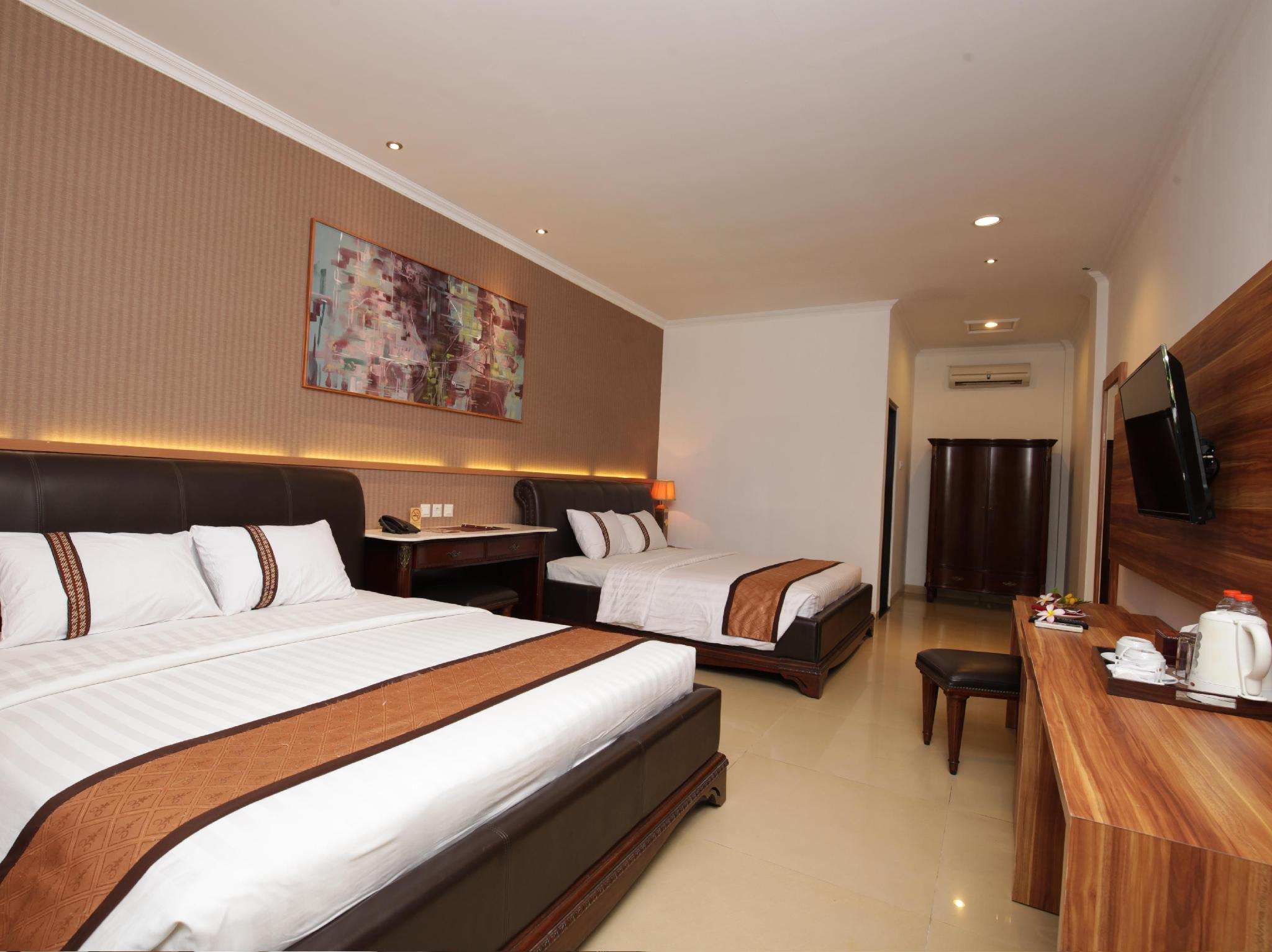 The Grand Palace Hotel Yogyakarta Indonesia Jaminan Harga