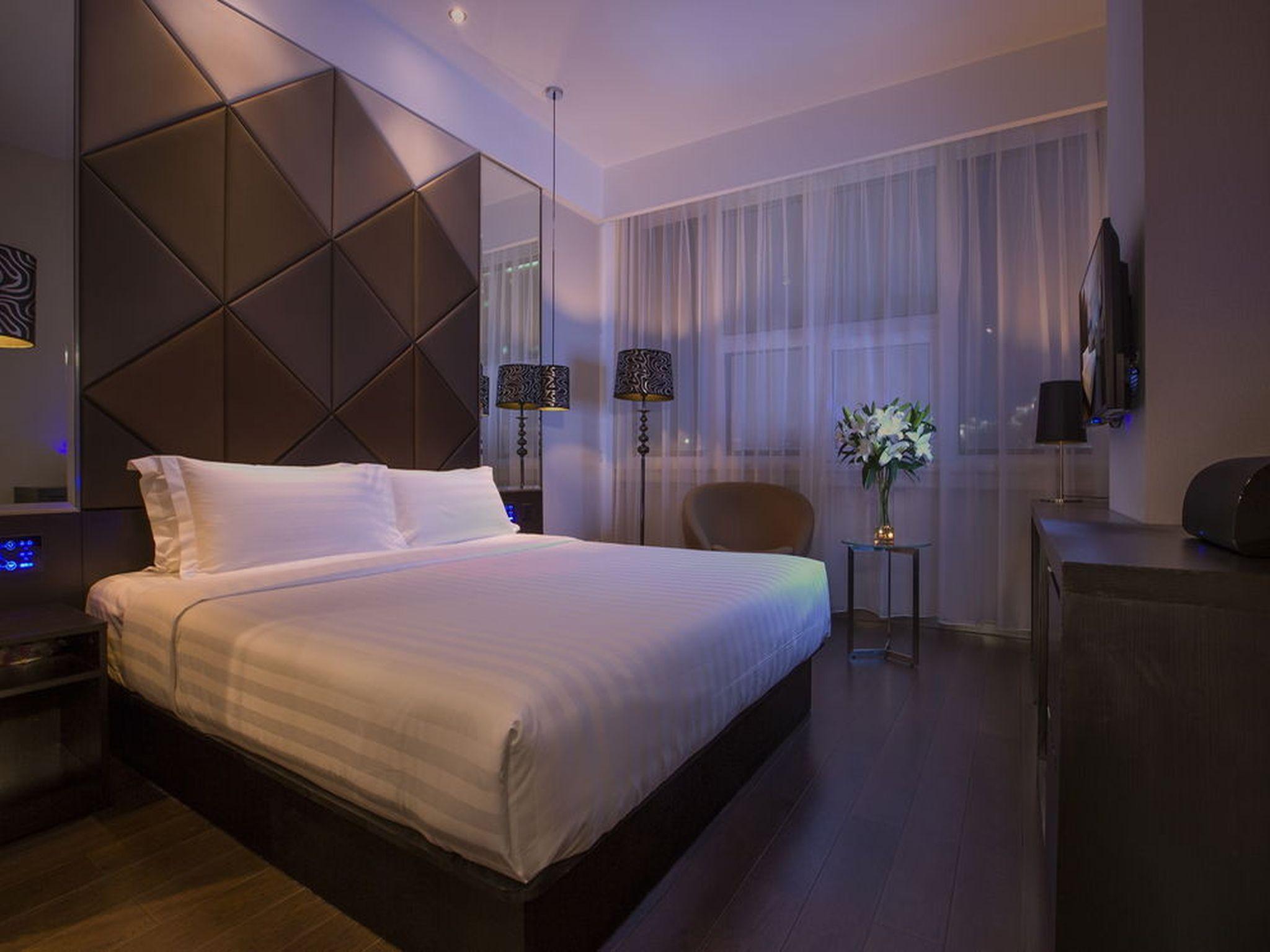 深圳桔子精選酒店深圳東門店 (Orange Hotel Select Shenzhen Luohu)線上訂房 Agoda.com