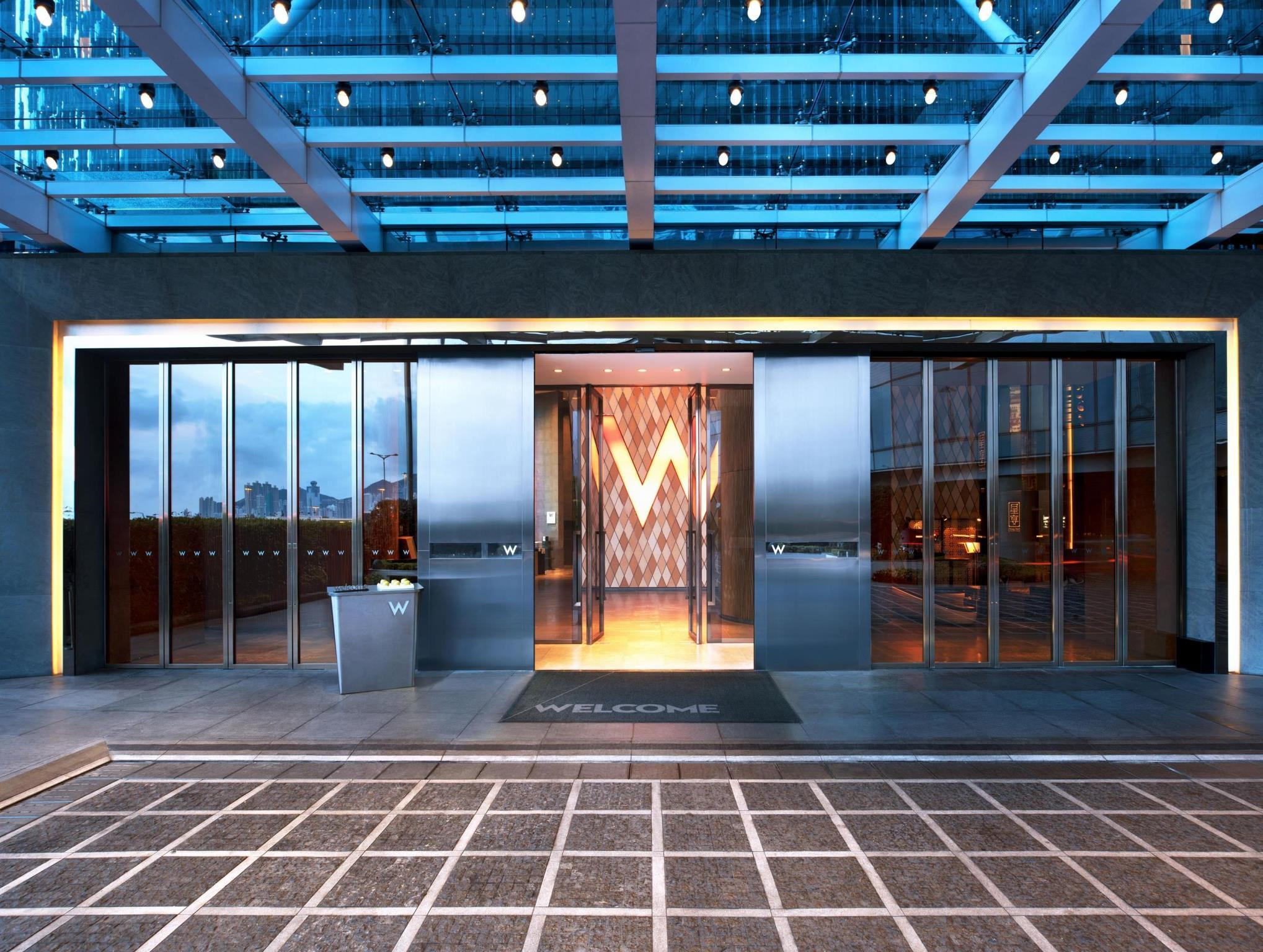 Best Price on W Hong Kong Hotel in Hong Kong + Reviews